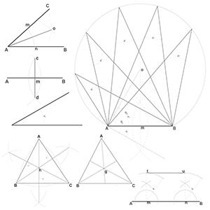 Dibujo Tecnico Trazados Geometricos Fundamentales Escaleras Y Rampas Tipos De Ventanas Planos De Arquitectura