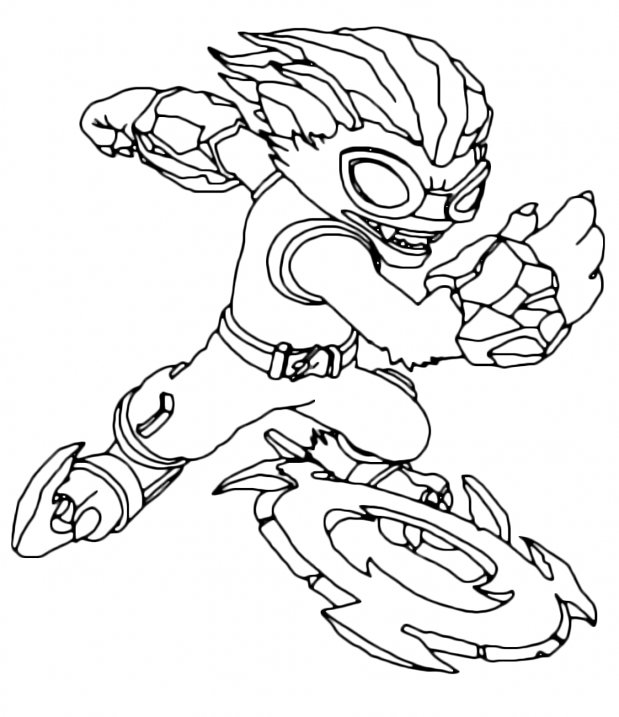 skylanders coloring pages in 2020  coloring pages frozen