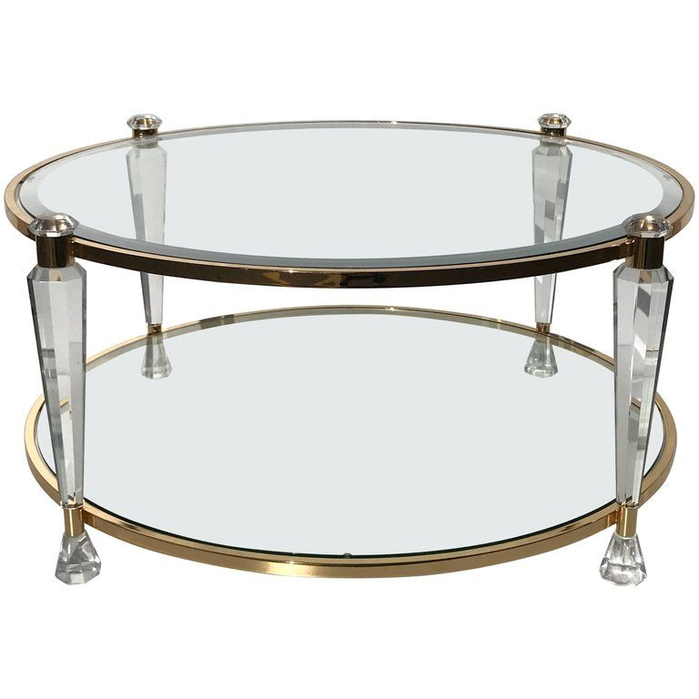 20+ Two tier coffee table round inspirations