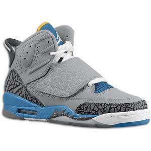 a458a51923b8 Jordan Son of Mars - Big Kids - Basketball - Shoes - White Prism Blue