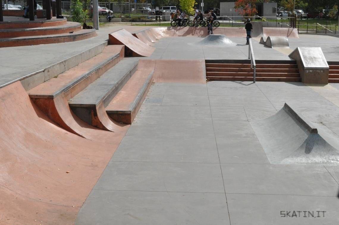 Euro Gap Skate Park Backyard Skatepark Skateboard Park