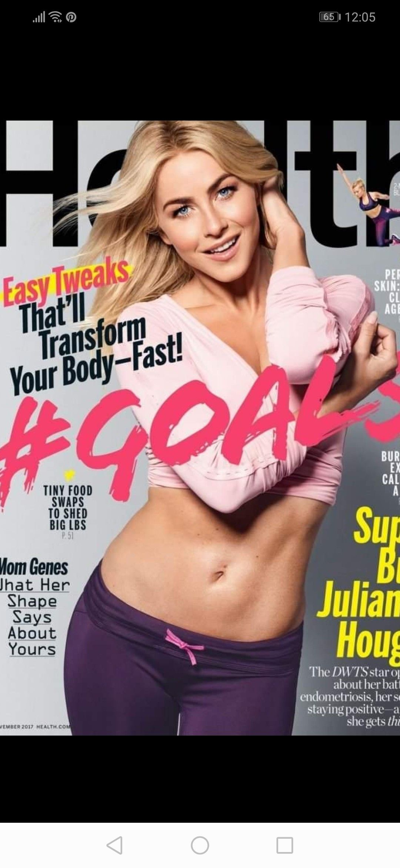 Julianne Hough Diet : julianne, hough, Julianne, Hough