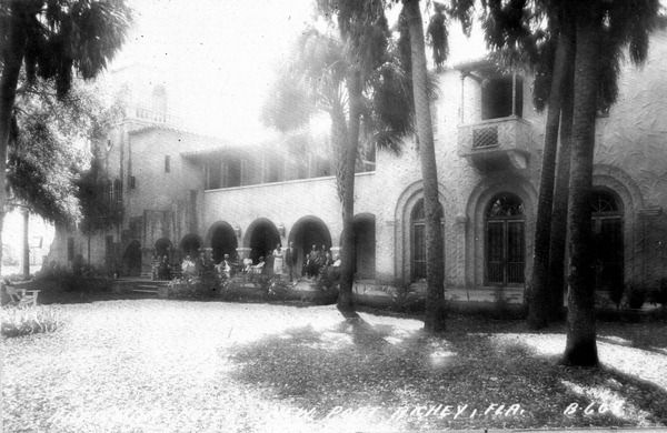 Florida Memory Hacienda Hotel New Port Richey
