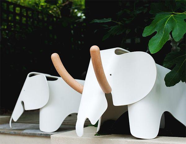 Elephant Kinderstoel Vitra : Vitra eames elephants a child s dream notcot vitra eames