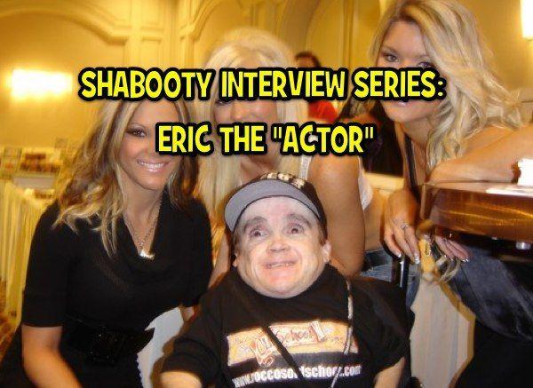 Eric the midget web show