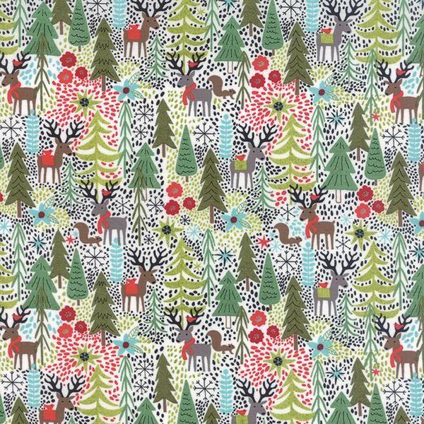"Christmas Fabric 45/"" width 100/% Cotton Fabric"