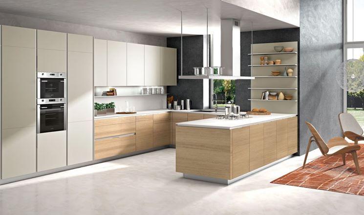 cucine con parquet rovere sbiancato - Cerca con Google ...