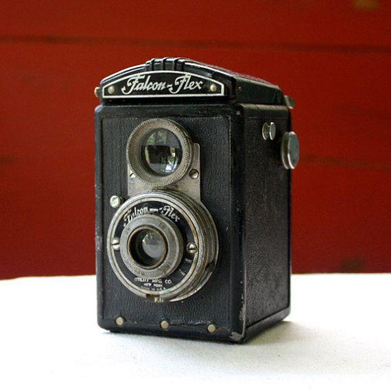 Falcon Flex Camera $30 #vintage #antique #camera