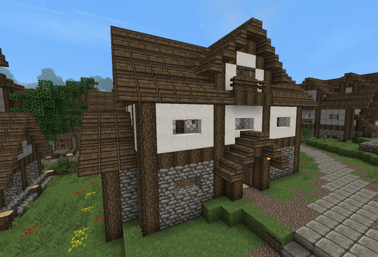 Minecraft House Designs Tutorials Gmkrpzwy