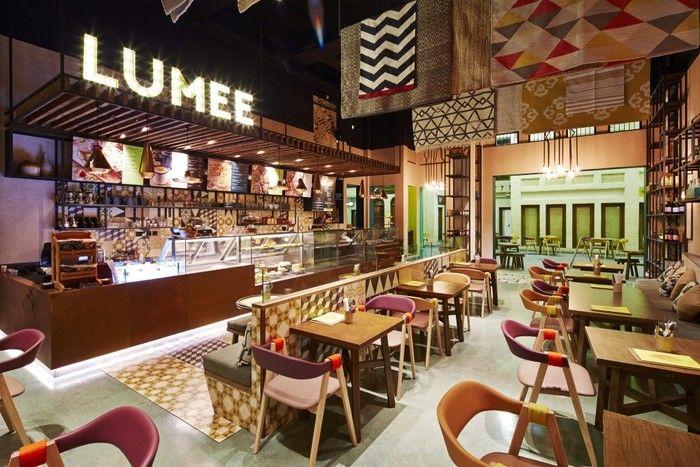 Lumee bahrain international restaurant i am interior