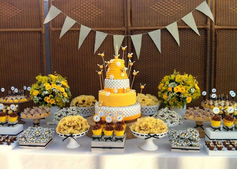 Birthday Party,yellow Birthday Party,yellow Birthday,yellow Birthday  Decoration,birthday Decoration · Bumble Bee ...