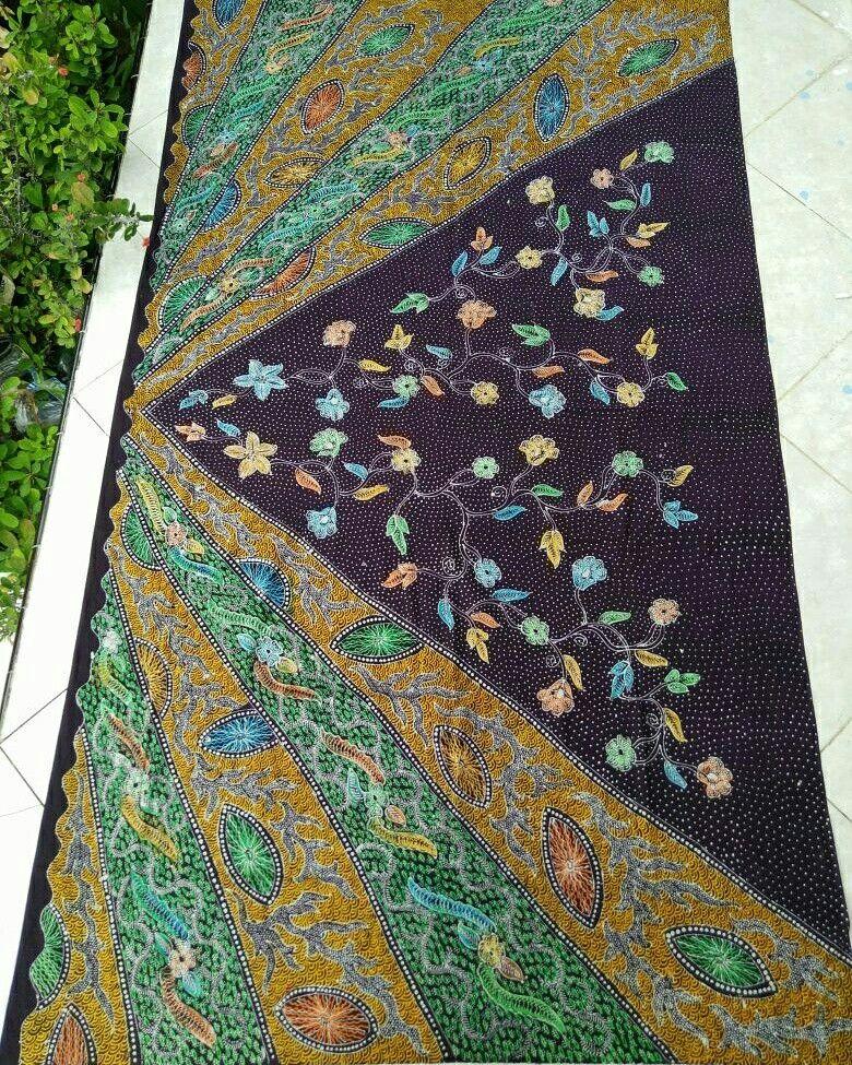 Pin oleh Batik Putih di Batik motif panca warna Warna