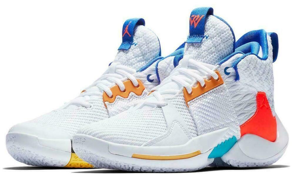 Jordan Why Not Zero.2 GS Basketball