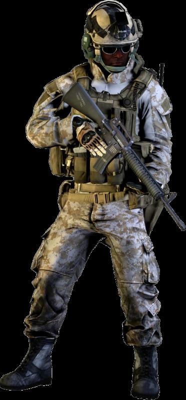 Duty Warfare Of Modern Mercenary Call Officer Soldado Star Wars Png