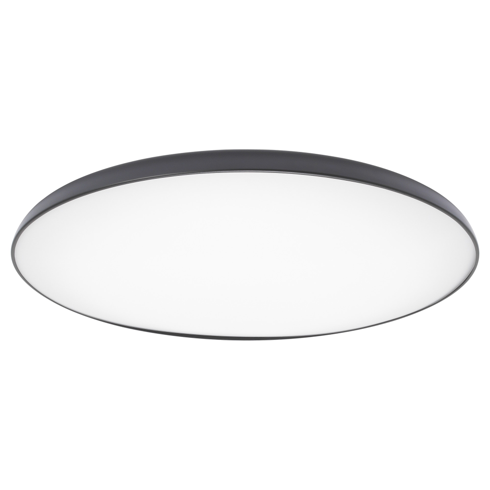 Nymane Led Ceiling Lamp Anthracite Ikea Ceiling Lamp Led Ceiling Lamp Lamp
