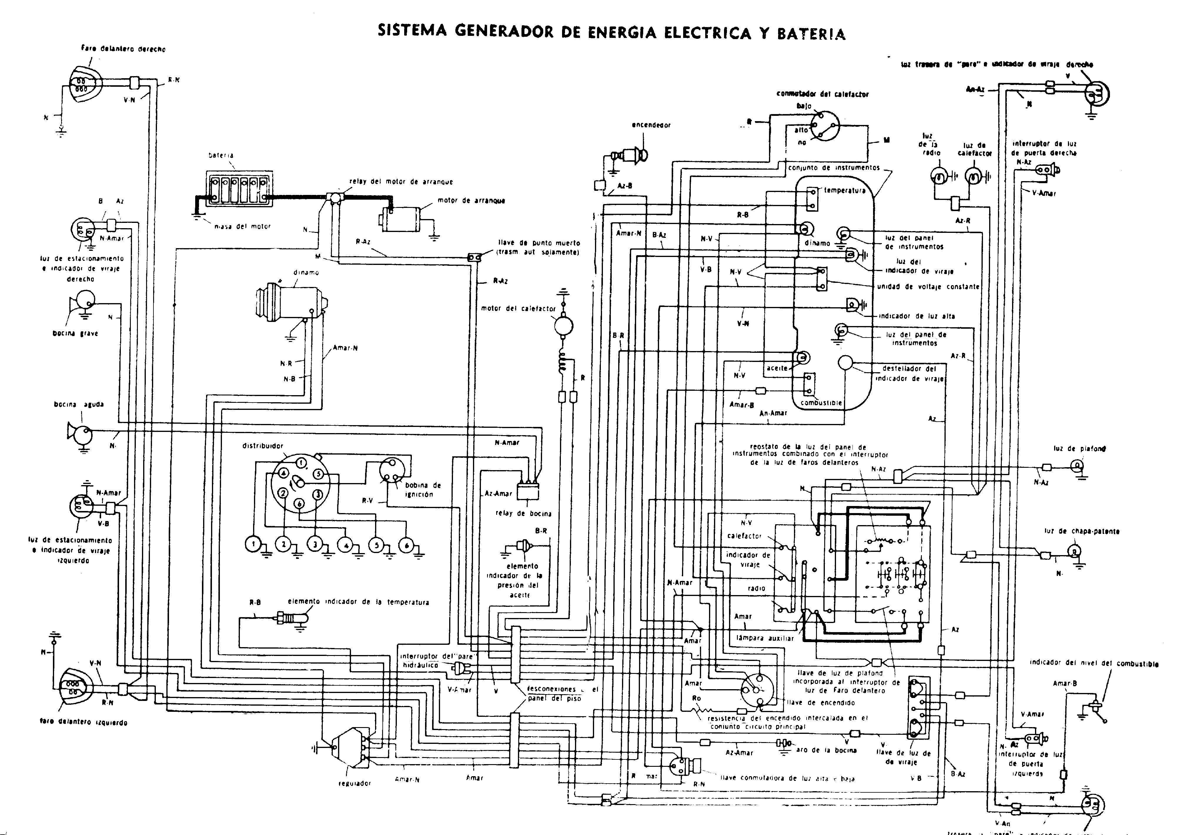 Sistema Electrico Ford Falcon 1980 1 Ford Falcon Repair Manuals Ford