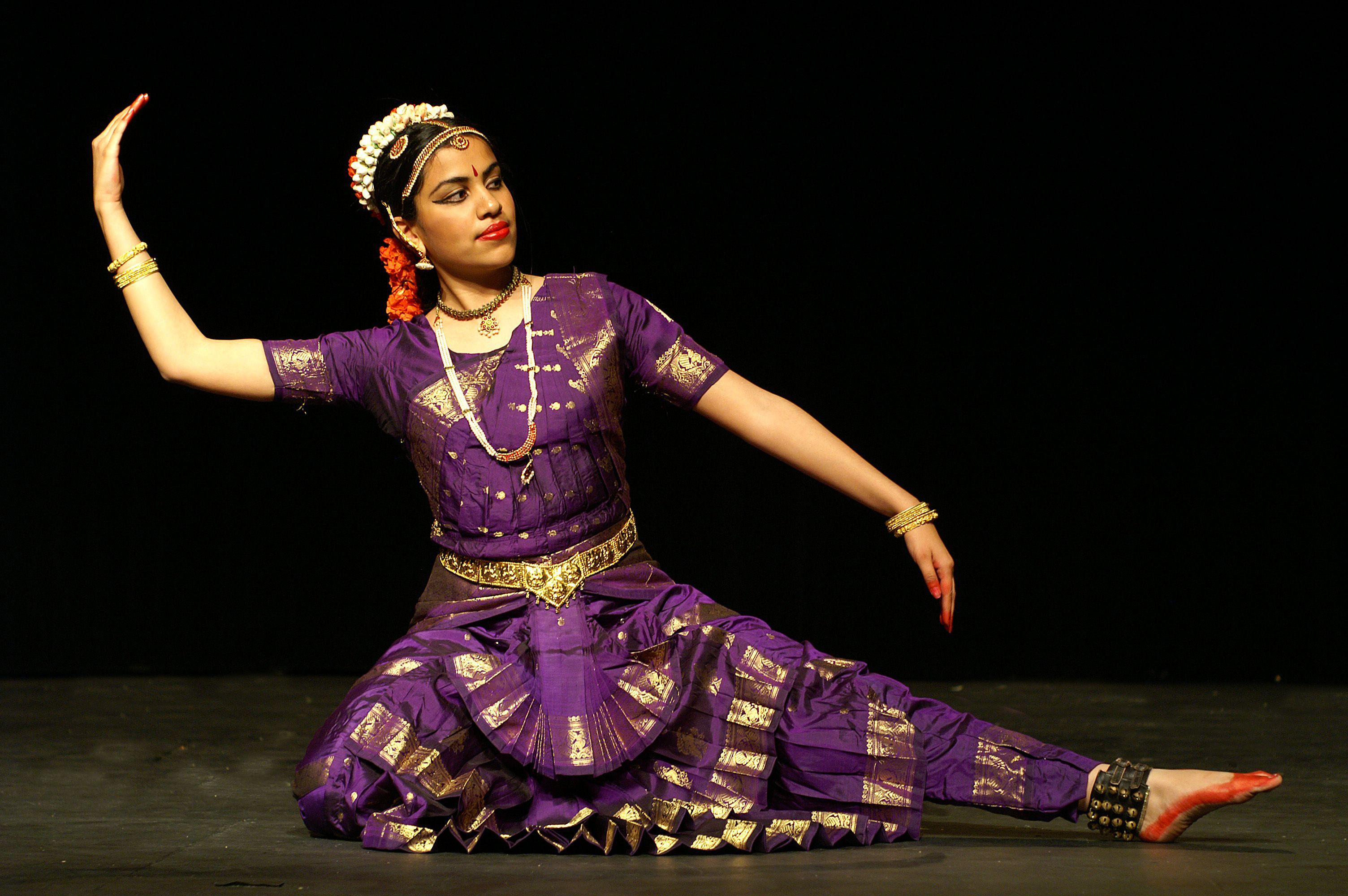 bharatanatyam Indian classical dance, Bharatanatyam