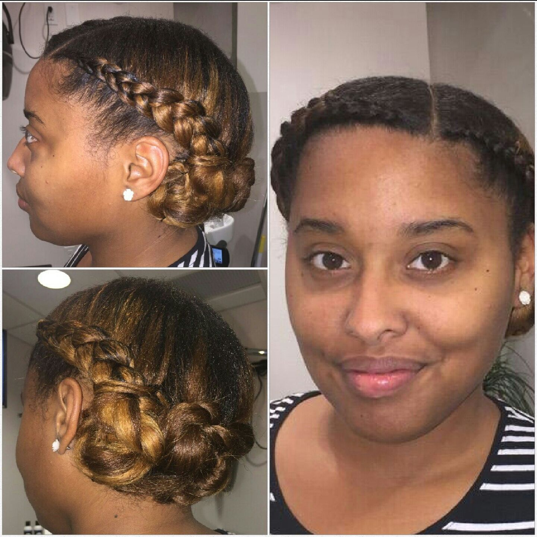 15 Dope of Goddess Braids Hairstyles Pinterest