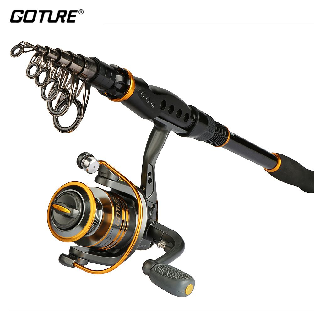 Other Fishing Rod & Reel Combos Telescopic Fishing Rod and