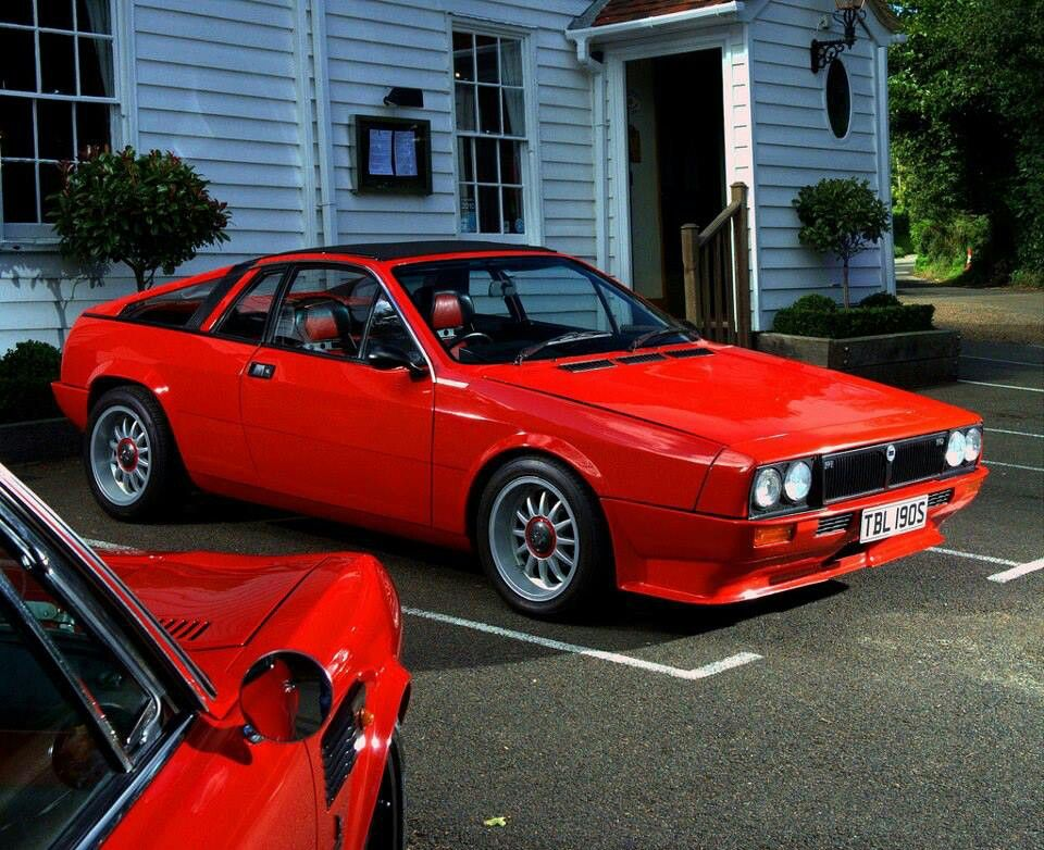 Lancia Scorpion! Classic cars, Dream cars, Cars