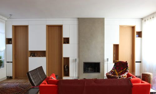 Apartment Renovation By Paris Based Architect Alia Bengana. Photo Gallery
