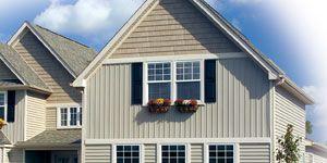 Board Amp Batten Siding American Home Design In Nashville