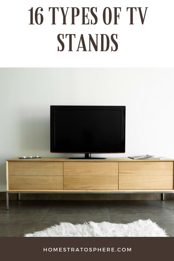 16 Types Of Tv Stands Comprehensive Buying Guide With Images