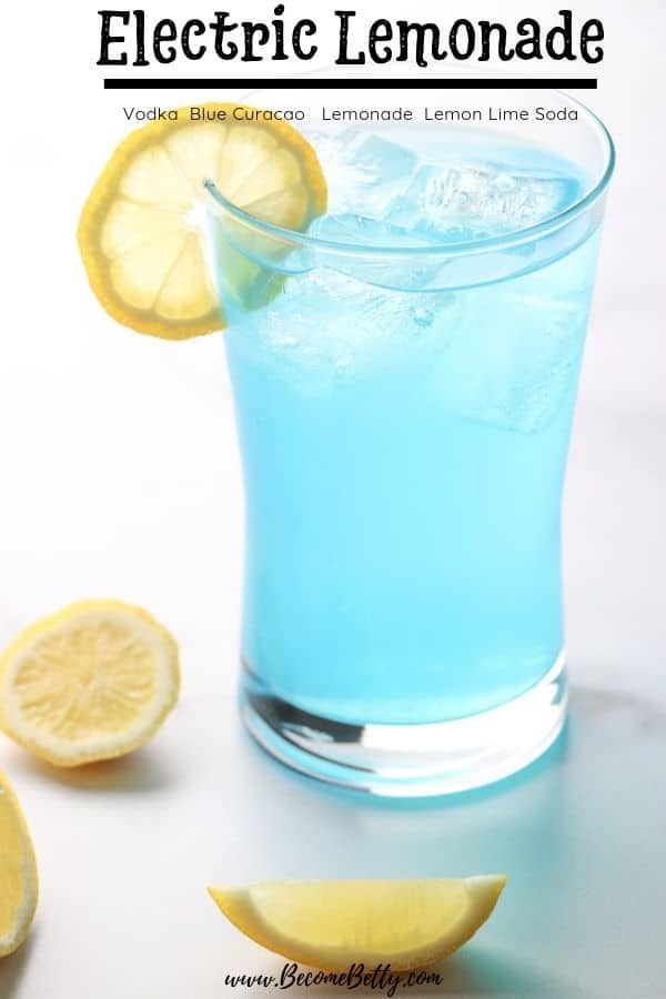 Electric Lemonade | BecomeBetty.com