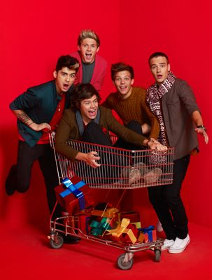All I Want For Christmas Is One Direction One Direction Photos One Direction One Direction Pictures