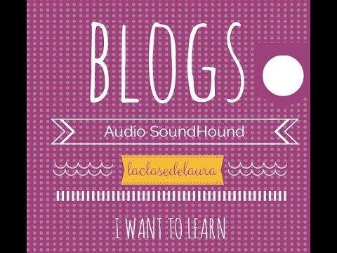 Cómo Insertar Audios Y Música De Soundcloud En Blogger Nube De Palabras Revista De Educación Cursillo