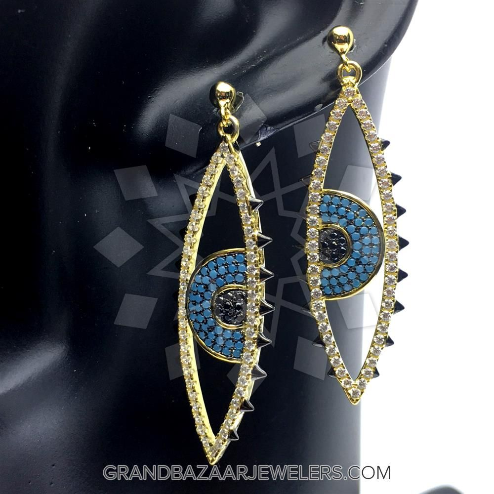 c2bdd68a5 Murano Glass Evil Eye Rings | Evil Eye Jewelry: Watch it! | Pinterest | Evil  eye, Jewelry and Evil eye jewelry