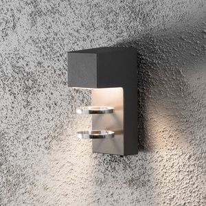 Konstsmide 7957 370 Accera LED Anthracite Outdoor Wall Light