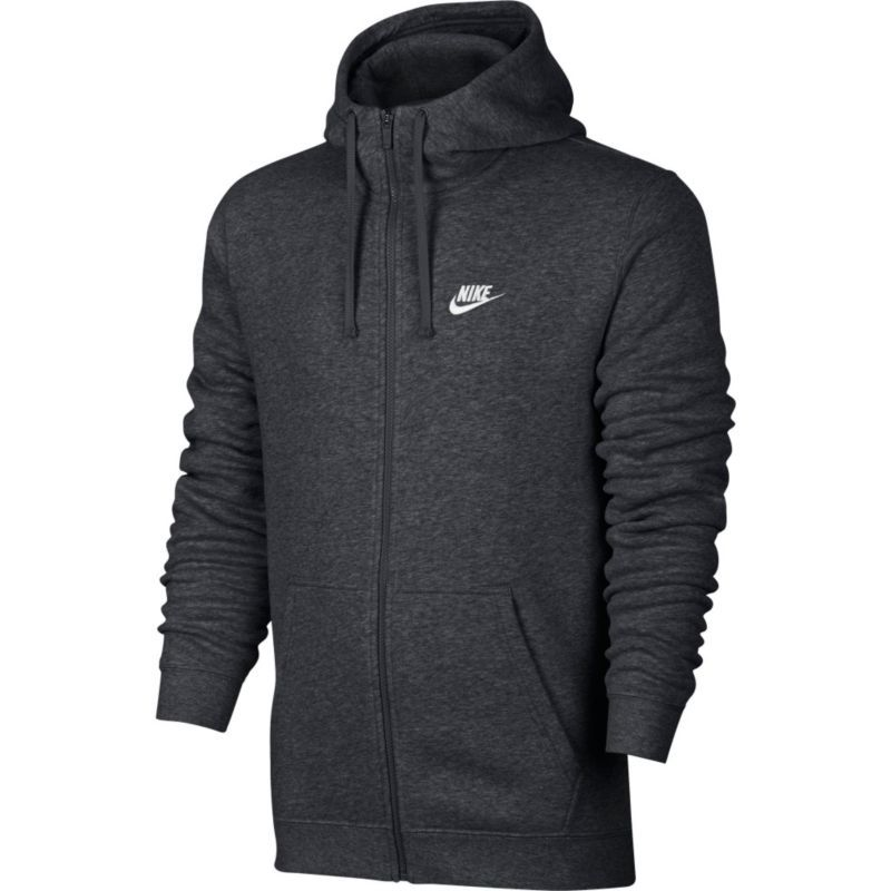 3978bd34122d Nike Men s Sportswear Club Fleece Full Zip Hoodie in 2019