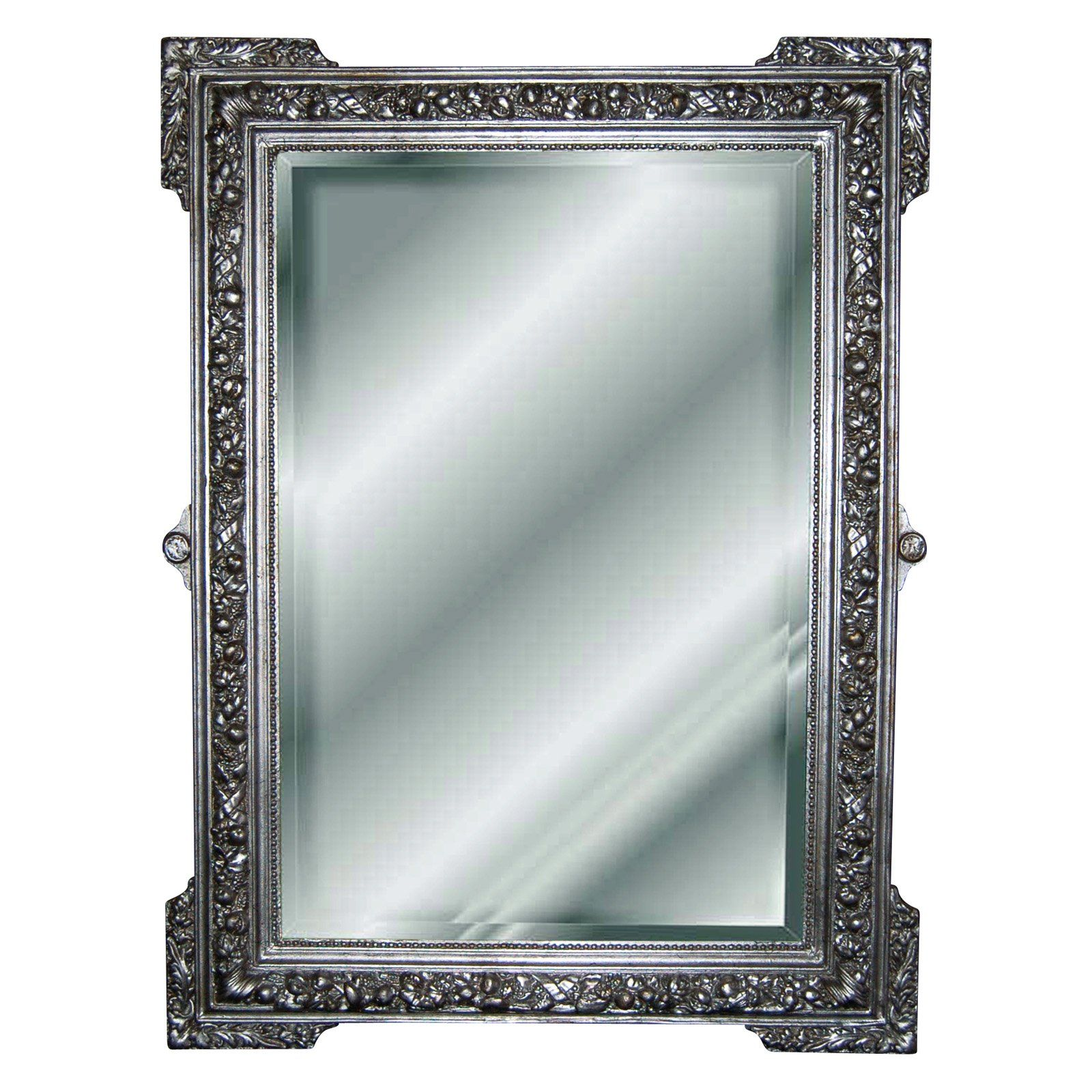 Have to have it. Hickory Manor House Fruit Motif Mirror - 31W x 42H ...