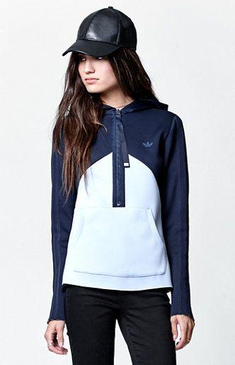 Helsinki Authentic Half Zip Pullover Hoodie  267095733f2