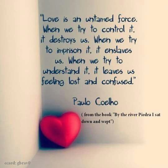 Pin By Maelena Gm On Quotes Paulo Cohelo Amor Palabras Celebres