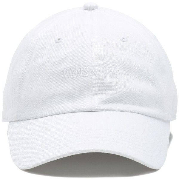 Vans x NYC Baseball Hat (91 PEN) ❤ liked on Polyvore featuring accessories a19d3e72f74