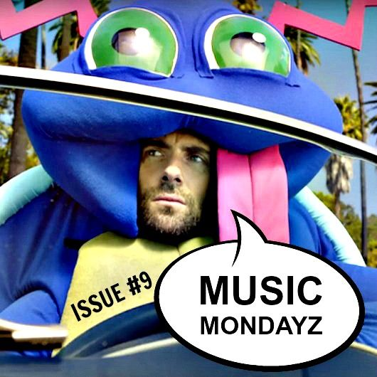 MUSIC MONDAYZ   ISSUE #9   Zeng Teck