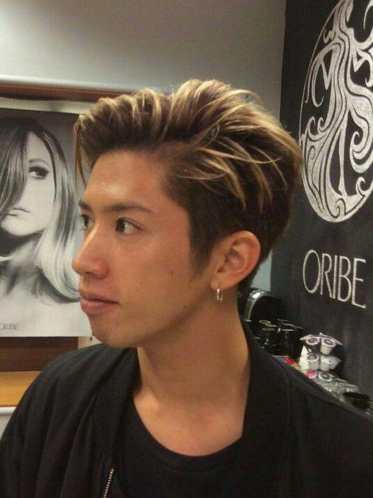 One Ok Rock Taka メンズ ヘアスタイル メンズヘアカット Taka 髪型