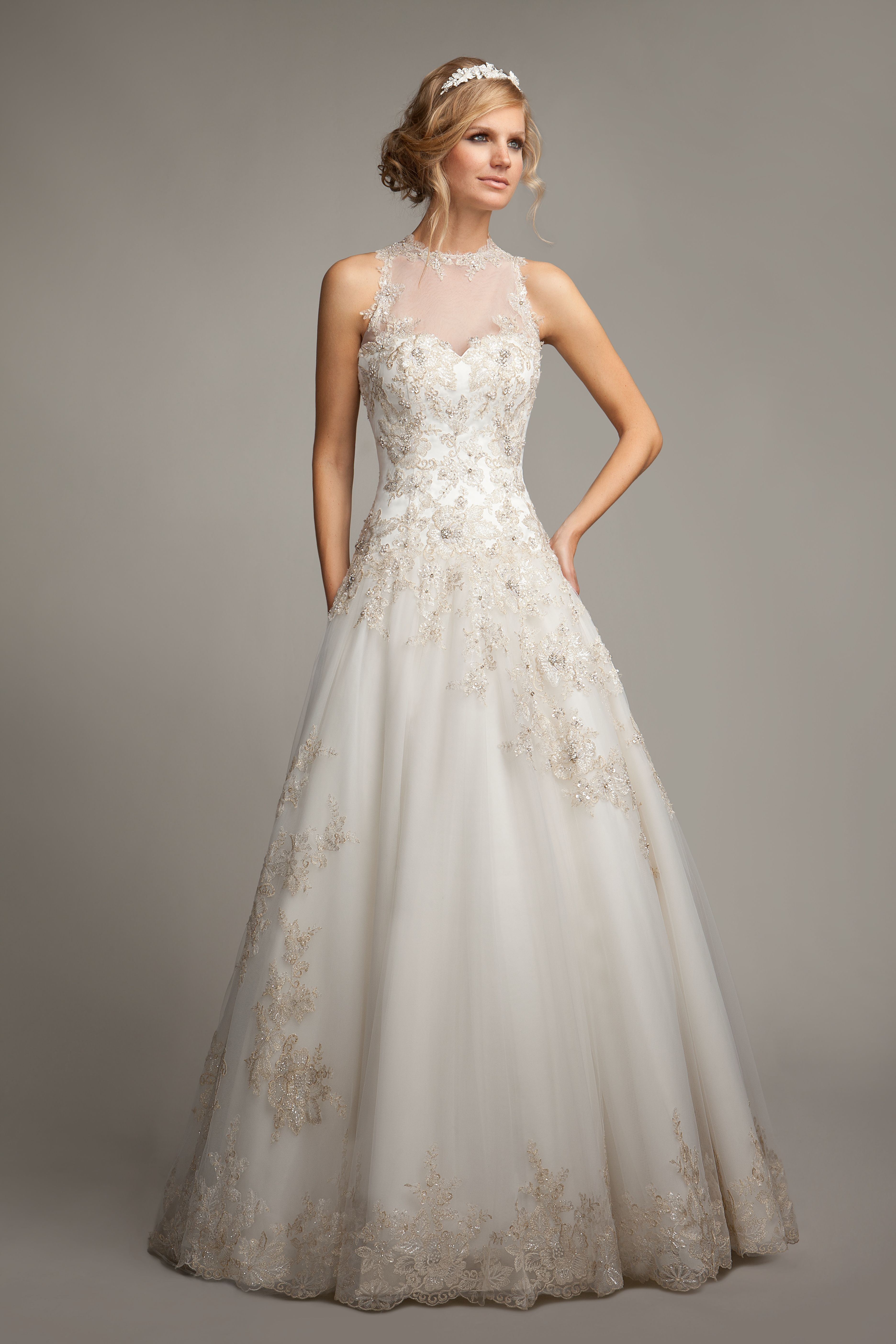 Mark Lesley 7150 | Our Mark Lesley Bridal Collection | Pinterest ...