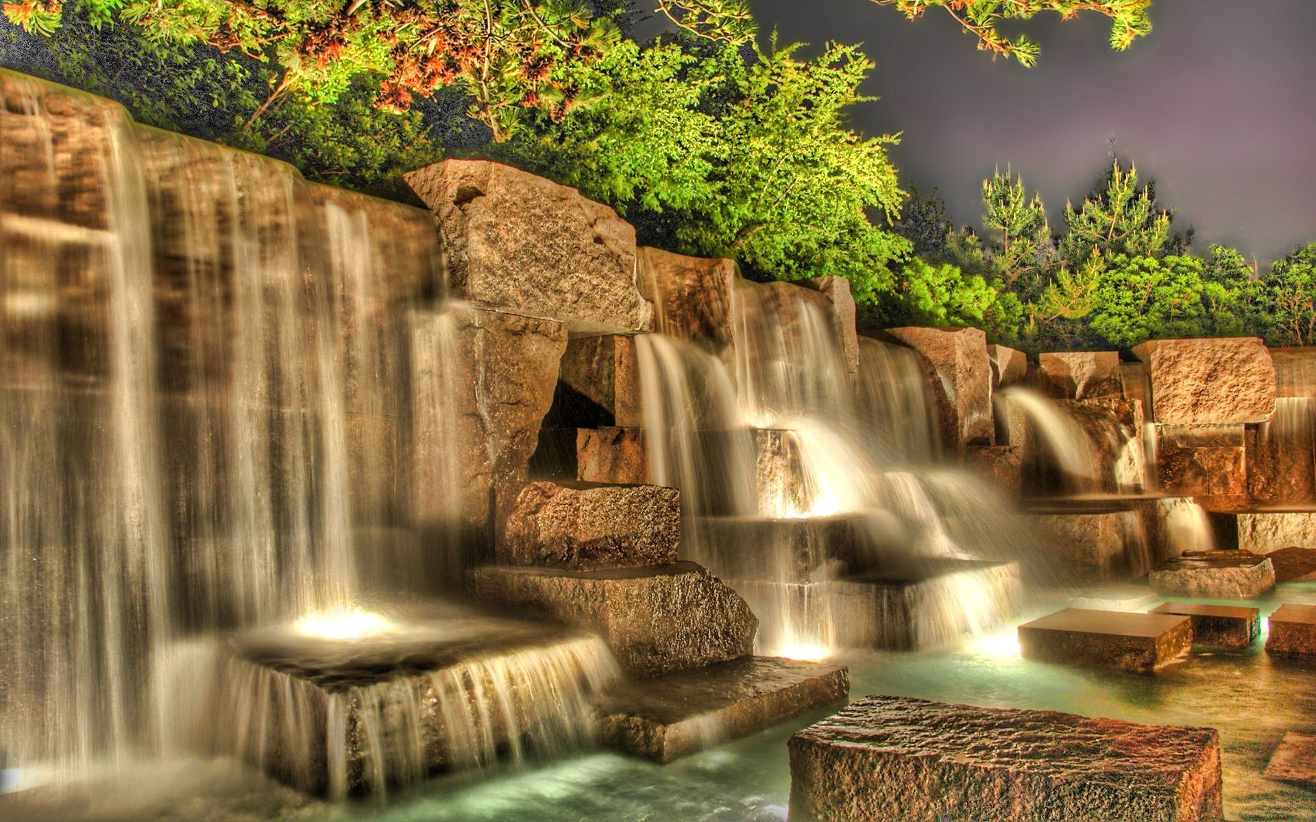 Hd Live Wallpaper For Pc Water Live Wallpaper Waterfall Wallpaper Landscape Wallpaper
