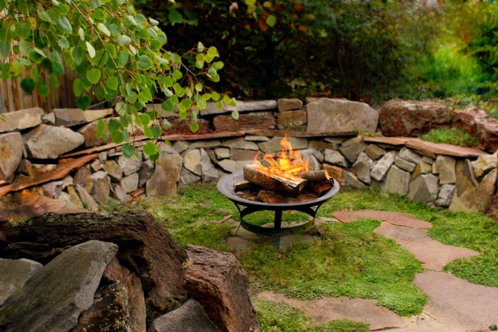 25 Ideas De Disenos Rusticos Para Decorar El Patio En 2020 Decoracion De Jardin Rustica Jardines Rusticos Decorar Jardin Con Piedras