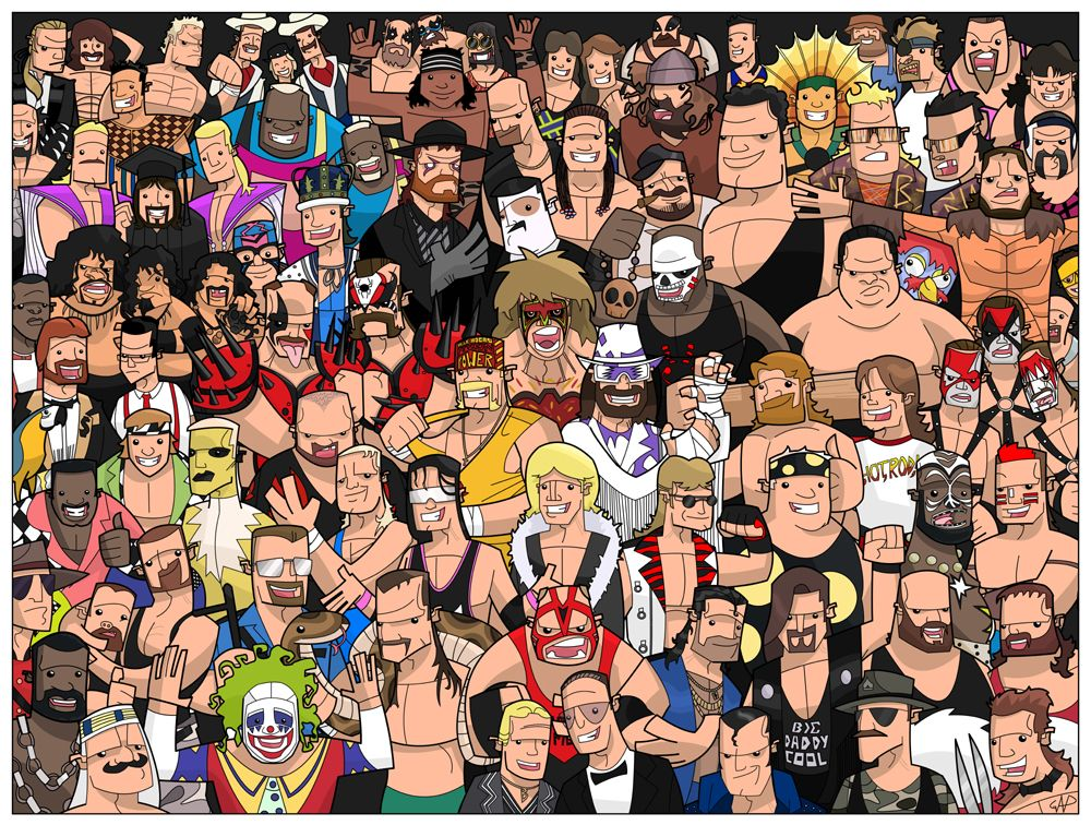 The Golden Age Of The Wwf Wwf Wrestling Wwe Wwe Funny