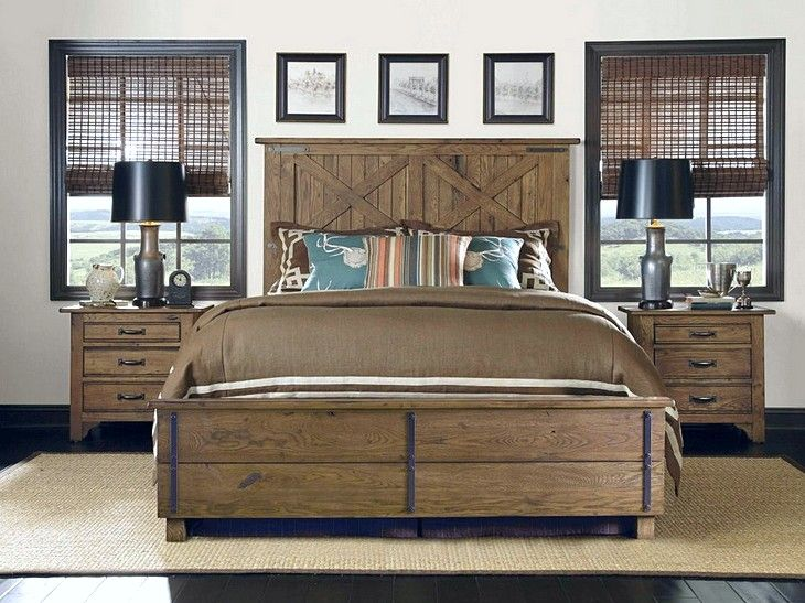 Timeless Traditional Design of Solid Cherry Bedroom Furniture ...