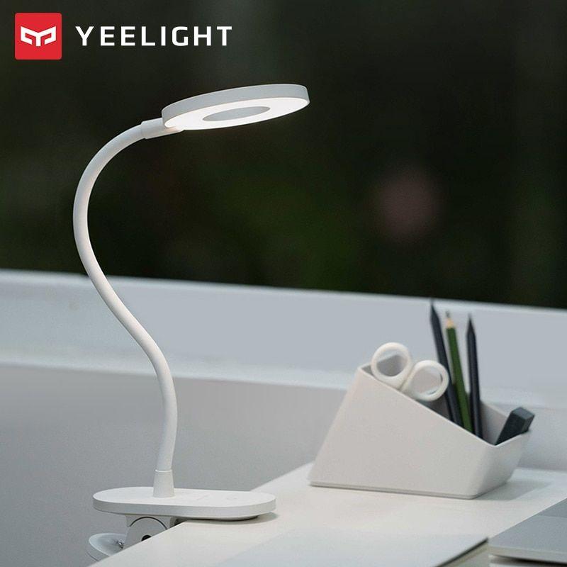 Lampara Xiaomi Yeelight J1 Recargable Con Clip Lamparas De Mesa Lamparas De Escritorio Led Lampara