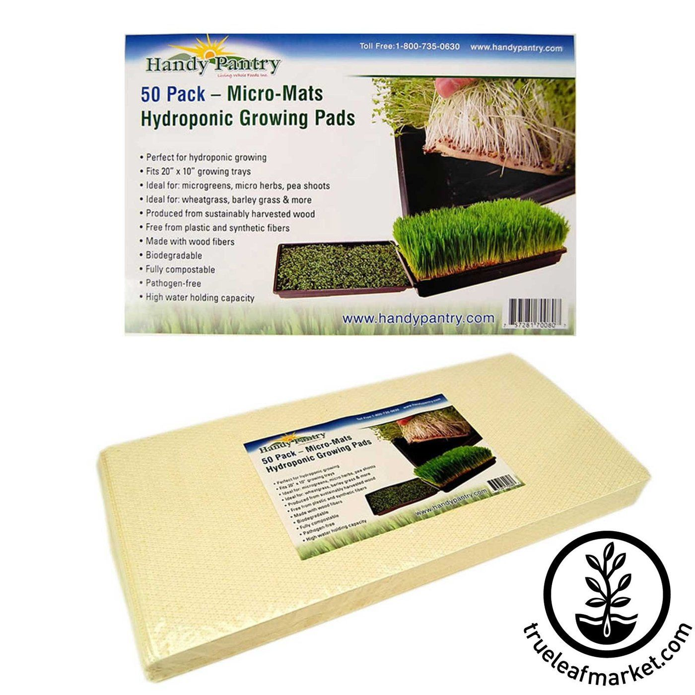 Micro Mats Hydroponic Growing Pads For Wheatgrass Microgreens More Hydroponic Growing Microgreens Hydroponics