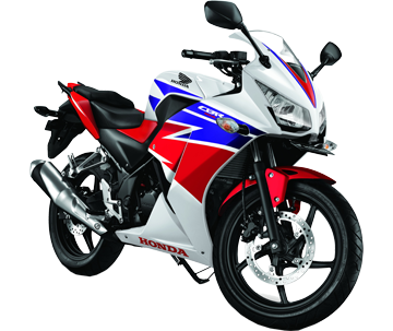 Dapatkan Penawaran Kredit Motor Honda CBR 150 STD Tricolor