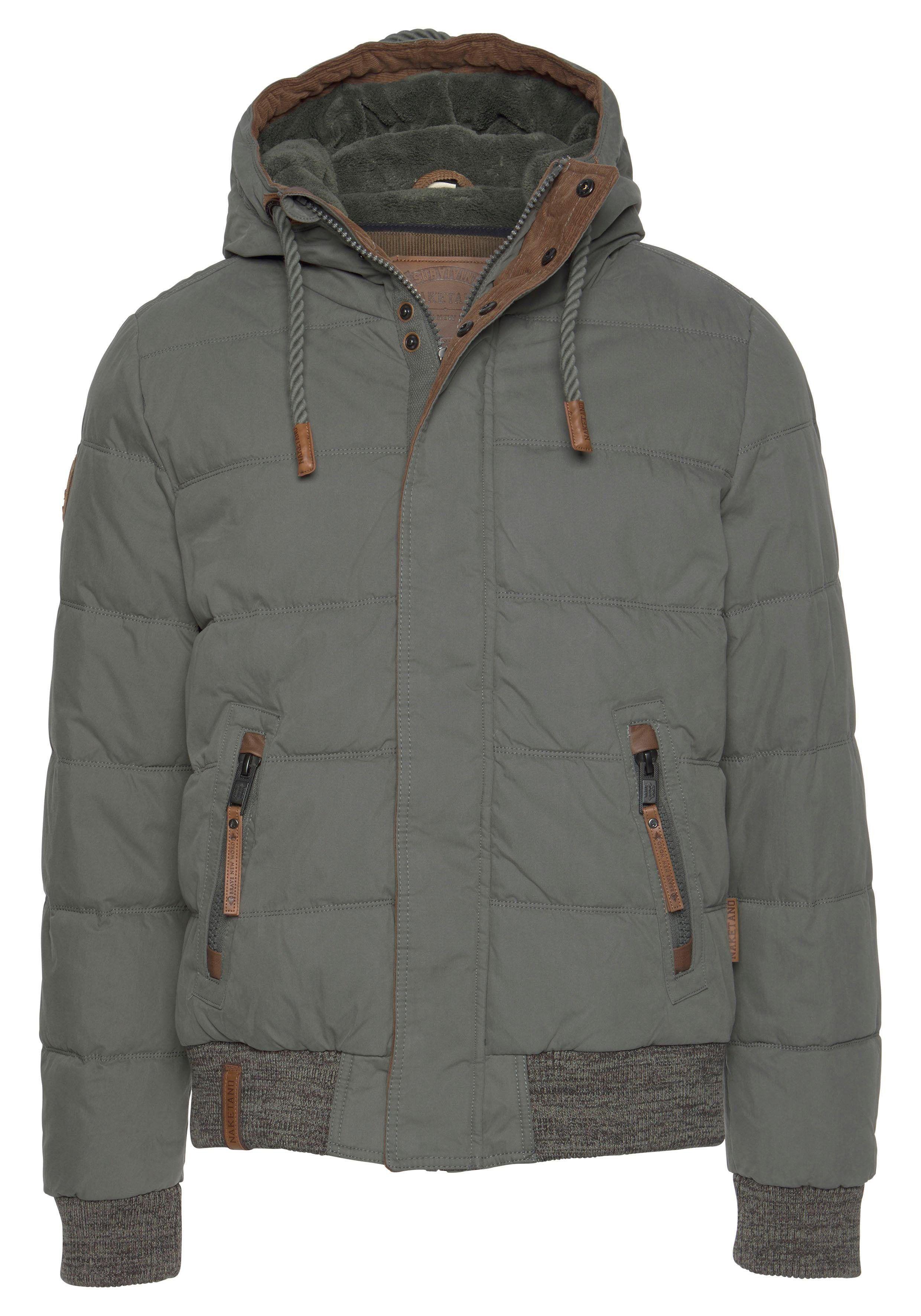 Naketano Steppjacke Was Erlauben Strunz Jetzt Bestellen Unter Https Mode Ladendirekt De Herren Bekleidung Jacken Steppjacke Jackets Fashion Winter Jackets