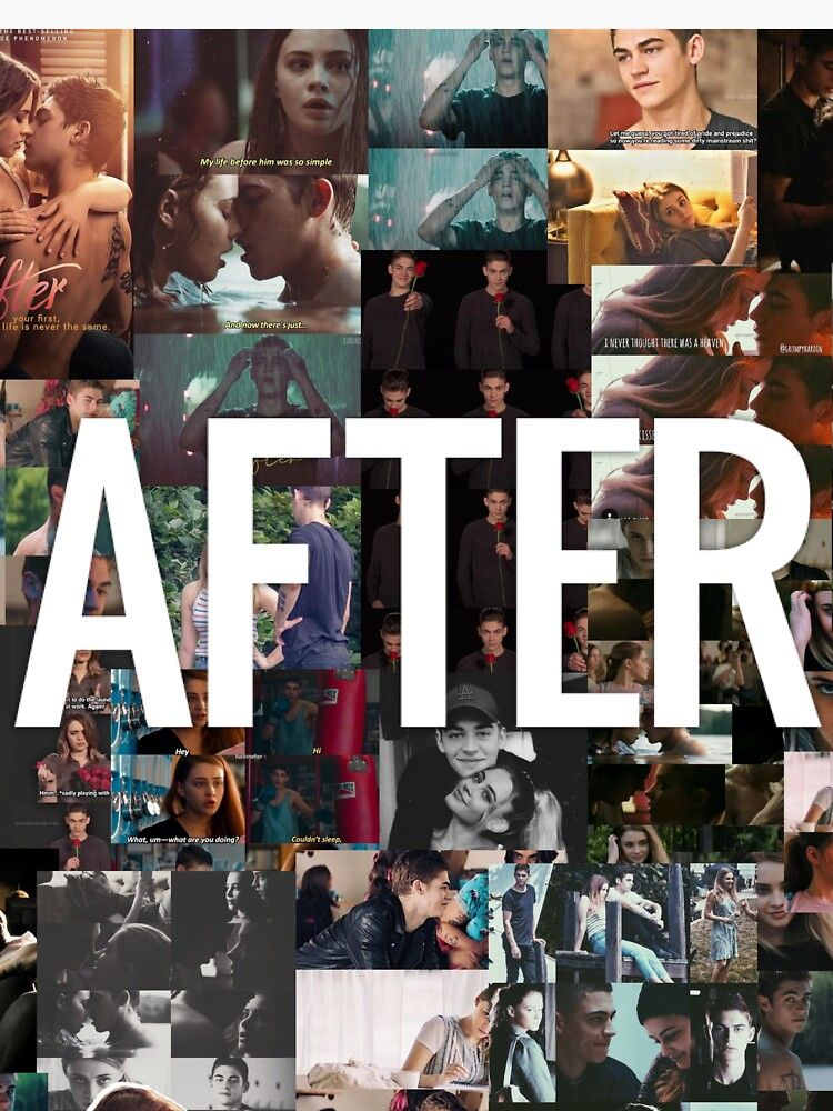 'AFTER MOVIE - ANNA TODD - HESSA' by xbiancavieirax