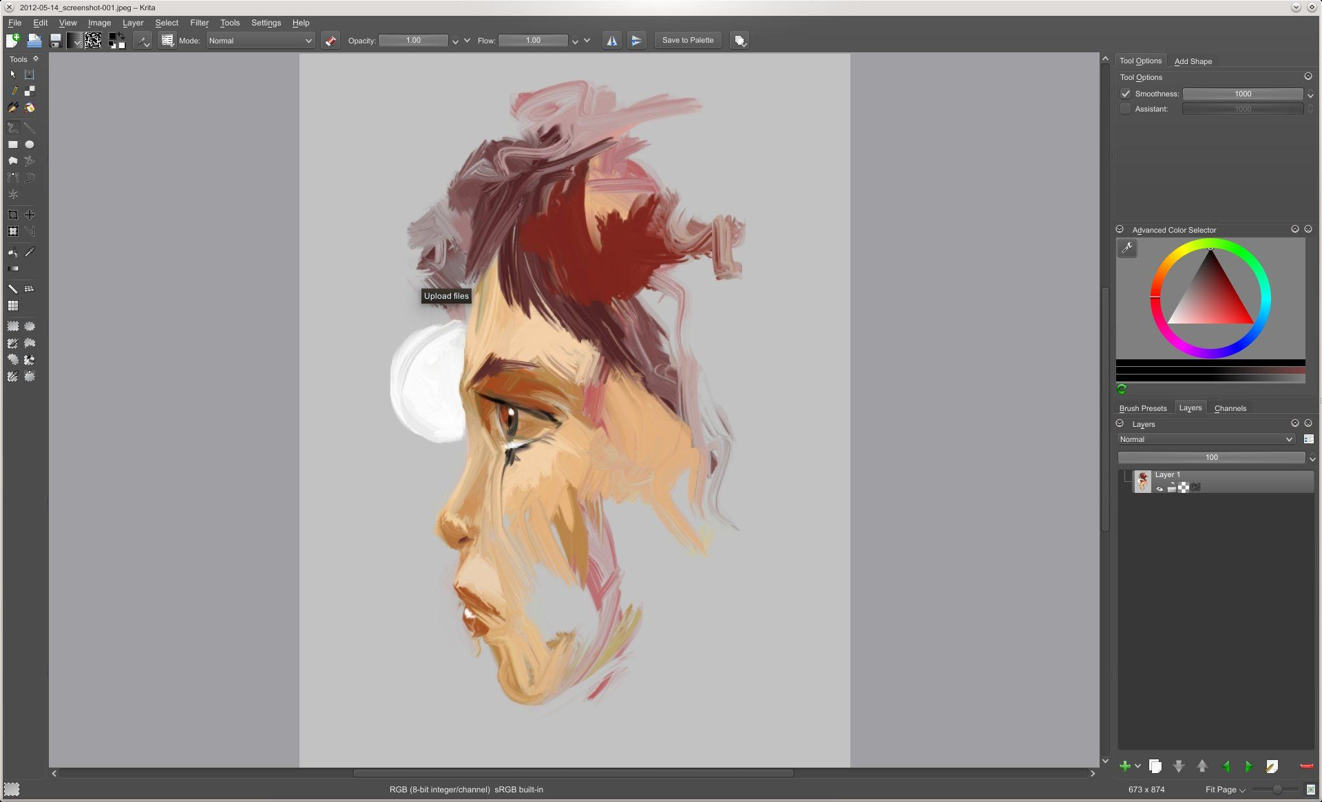 screenshot Free drawing software, Best free drawing